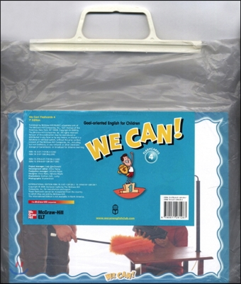 We Can! Flashcards 4