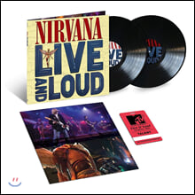 Nirvana (너바나) - Live And Loud [2LP]