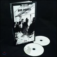 버드 파웰 연주 모음집 (Bud Powell - Illustrated by Louis Joos 루이스 요스)