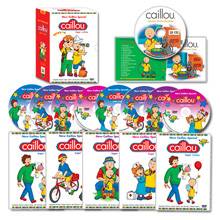 New ������ ����� Super Caillou�� 10����Ʈ