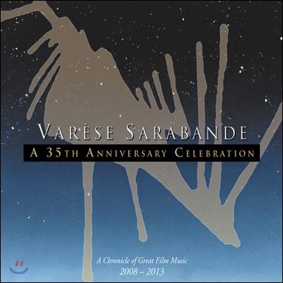 Varese Sarabande: A 35th Anniversary Celebration (바레스 사라방드 35주년 기념음반)