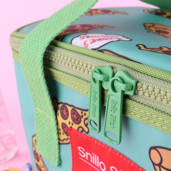 스닐로스티치 스닐로피자 보냉피크닉 가방