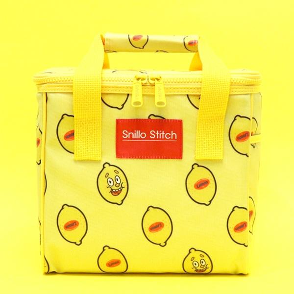 스닐로스티치 스닐로레몬 보냉피크닉가방