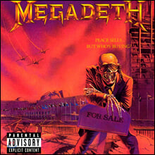 Megadeth - Peace Sells But Who's Buying? [LP]