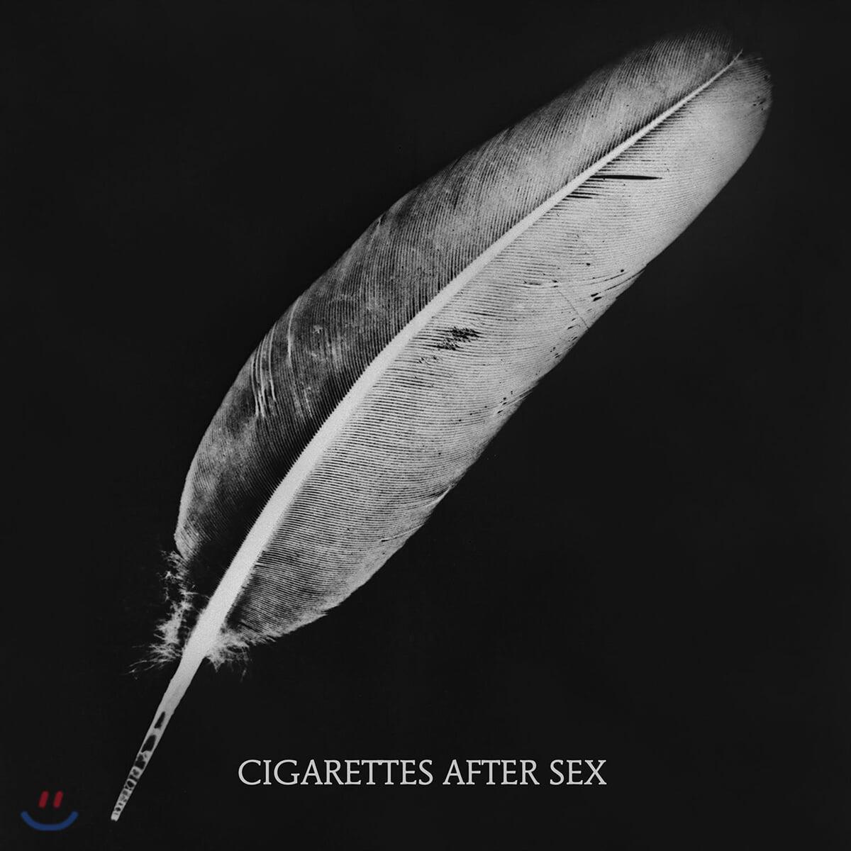 Cigarettes After Sex (시가렛 애프터 섹스) - Affection [7인치 싱글 Vinyl]