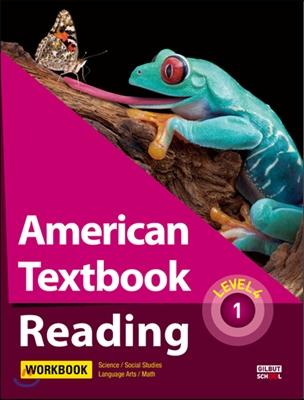 American Textbook Reading LEVEL 4-1 WORKBOOK