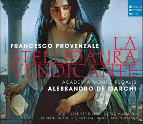 프로벤찰레 : 복수의 스텔리다우라 - 제니퍼 리베라