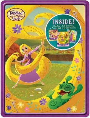 [틴케이스] 디즈니 라푼젤 해피틴 Disney Tangled The Series (Happy Tin)