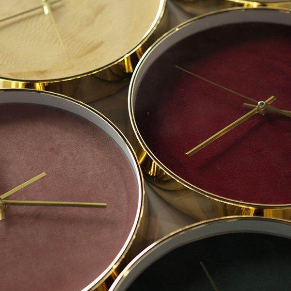 데이리브 인테리어 무소음 벽시계 LED 시계 4종 모음