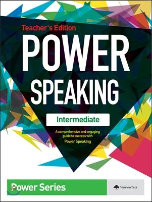 Power Speaking Intermediate Teacher's Edition 파워 스피킹 인터미디에이츠