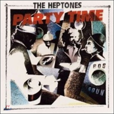 Heptones - Party Time (Back To Black Series)