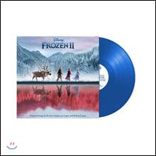 겨울왕국 2 애니메이션 음악 (Frozen 2 OST by Kristen Anderson-Lopez / Robert Lopez) [블루 컬러 LP]