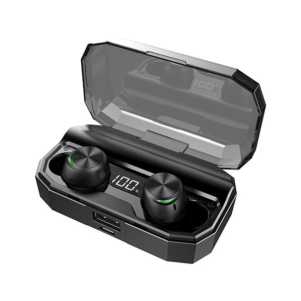 디셈 블루투스 TWS 이어폰 DBT-S300 보조배터리겸용 IPX6 방수