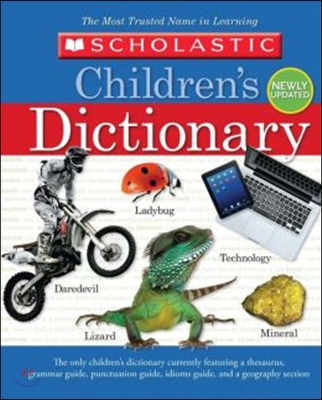 Scholastic Children's Dictionary 2013