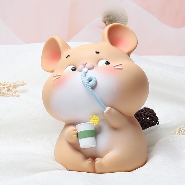 2020년 경자년 쥐 저금통 쥐띠저금통 쥐돌이 새해선물