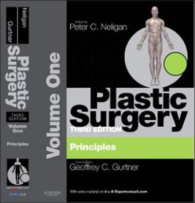 Plastic Surgery Vol.1 (Principles), 3/E