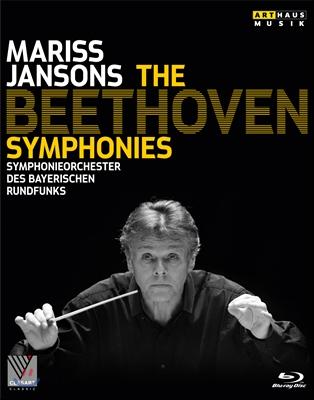 Mariss Jansons 베토벤: 교향곡 전곡집 - 마리스 얀손스, 바이에른 방송 교향악단 (Beethoven: Complete Symphonies)