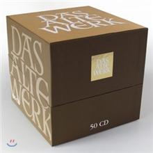 다스 알테 베르크 컬렉션 [50CD 초도한정반] (The Das Alte Werk Collection)