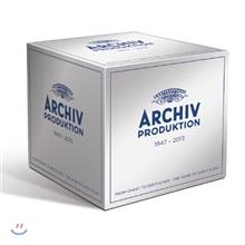 아르히프 1947-2013 (Archiv Produktion 1947-2013) 55CD 한정반