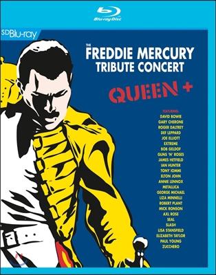 프레디 머큐리 추모 공연 (Freddie Mercury Tribute Concert [블루레이]