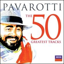 Luciano Pavarotti 루치아노 파바로티 데카 레코딩 50주년 기념 음반 ( The 50 Greatest Tracks)