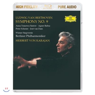Herbert von Karajan 베토벤: 교향곡 9번 `합창` (Beethoven: Symphony No.9 Op.125 'Choral') 카라얀