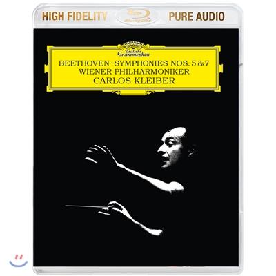 Carlos Kleiber 베토벤: 교향곡 5번 7번 (Beethoven: Symphonies No. 5 & 7) 카를로스 클라이버