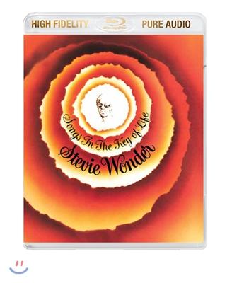 Stevie Wonder (스티비 원더) - Songs In The Key Of Life