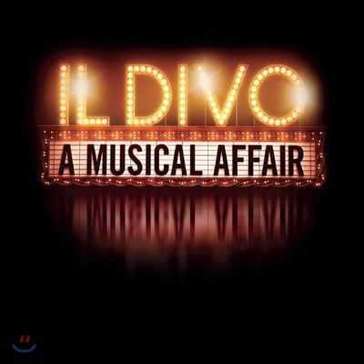 Il Divo (일 디보) - A Musical Affair (CD+DVD Deluxe Gift Edition)