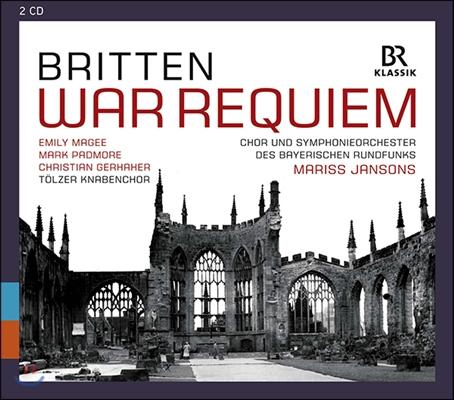 Mariss Jansons 브리튼: 전쟁 레퀴엠 (Britten: War Requiem, Op. 66) 마리스 얀손스