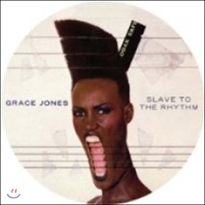 Grace Jones - Slave To The Rhythm (Back To Black Limited Picture LP)