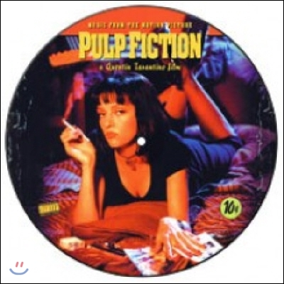 Pulp Fiction (펄프 픽션) OST (Back To Black Limited Picture LP)