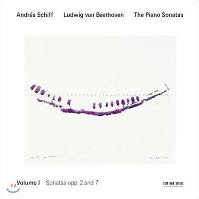 Andras Schiff 베토벤: 피아노 소나타 1집 (Beethoven: Piano Sonatas Nos.1 2 3 4) 안드라스 쉬프