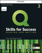 Q Skills for Success Reading and Writing 3 : Student Book, 3/E