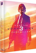존윅3 : 파라벨룸 (1Disc 풀슬립 일반판) : 블루레이