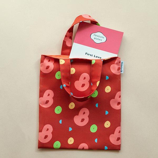 데메테르앤드 book-red mini bag