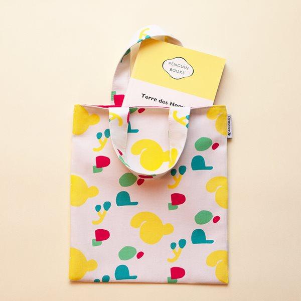 데메테르앤드 happy mini bag