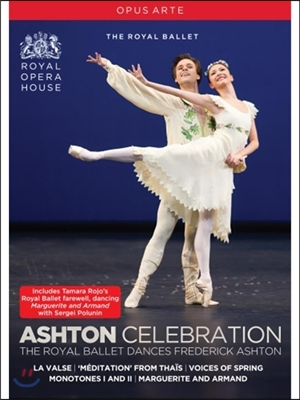 Artists of The Royal Ballet 프레데릭 애쉬튼 셀러브레이션 (Ashton Celebration: The Royal Ballet Dances Frederick Ashton)