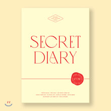 아이즈원 (IZ*ONE) - SECRET DIARY [PHOTOBOOK PACKAGE]
