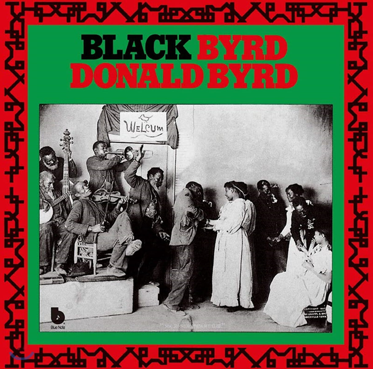 Donald Byrd (도날드 버드) - Black Byrd