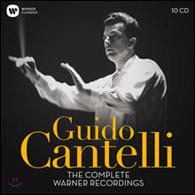 귀도 칸텔리 워너 녹음 전집 (Guido Cantelli - The Complete Warner Recordings)