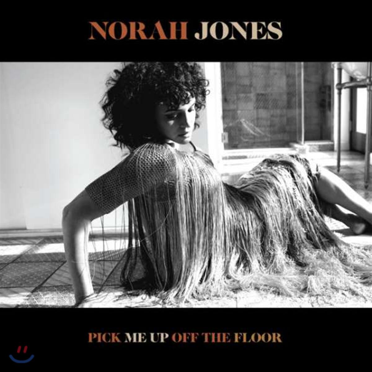 Norah Jones (노라 존스) - 7집 Pick Me Up Off The Floor [LP]
