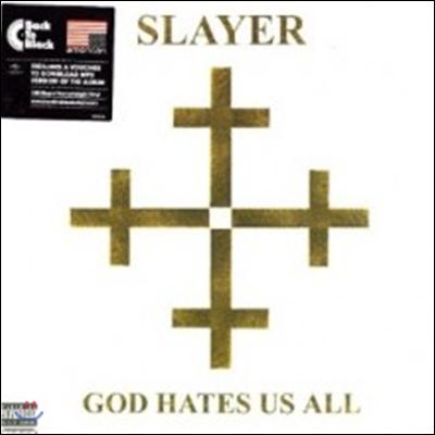 Slayer - God Hates Us All (Back To Black Series)
