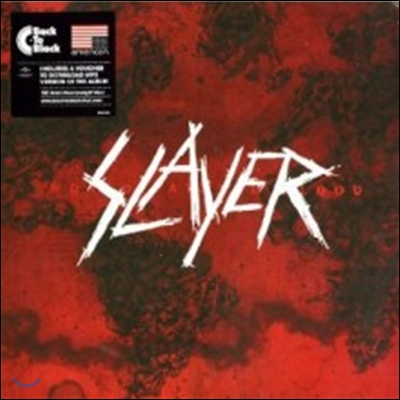 Slayer - World Painted Blood (Back To Black Series)