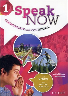 Speak Now 1: Student Book with Online Practice