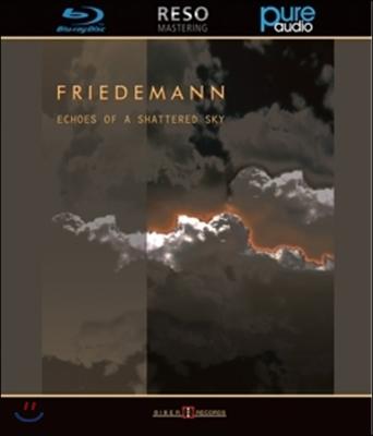 Friedemann - Echoes Of A Shattered Sky
