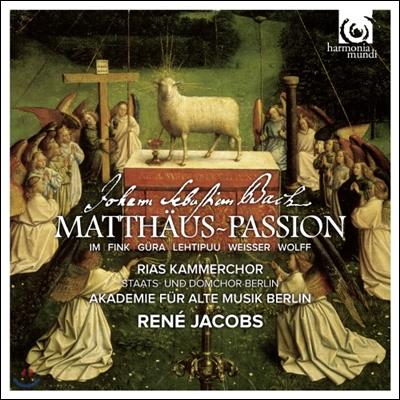 임선혜 / Rene Jacobs 바흐 : 마태 수난곡 (Bach: St Matthew Passion) 르네 야콥스