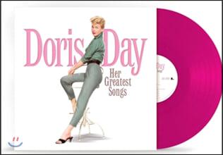 Doris Day (도리스 데이) - Her Greatest Songs [핑크 컬러 LP]