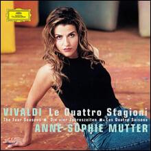 Anne-Sophie Mutter 비발디: 사계 / 타르티니: 악마의 트릴 (Vivaldi: The Four Seasons / Tartini: Devil's Trill)