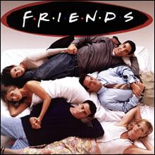 드라마 `프렌즈` 25주년 기념 사운드트랙 (Friends OST) [핑크 컬러 2LP]